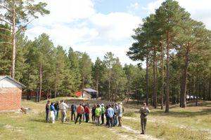 001 Afforestation Training In Zulzaga