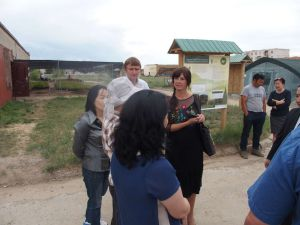 0024 Delegation From CDA And Czech Embassy-in Darkhan