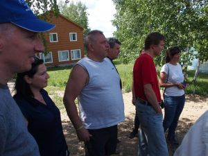 0028 Delegation From CDA And Czech Embassy-in Sharin Gol