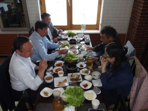 002 Lunch With Leaders Of FRDC