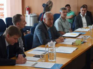 0046 Delegation From CDA And Czech Embassy-in  FAO House