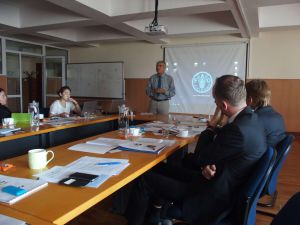 0051 Delegation From CDA And Czech Embassy-in  FAO House