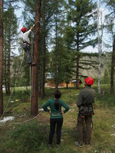 005 Tree Climbing Training Tunkhel