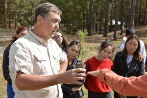 006 Afforestation Training In Zulzaga