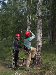 006 Tree Climbing Training Tunkhel