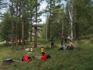 007 Tree Climbing Training Tunkhel