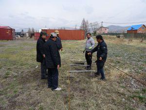 008 Partik Technology To FRDC Forest Nursery