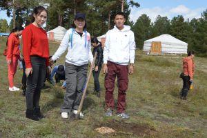 012 Afforestation Training In Zulzaga