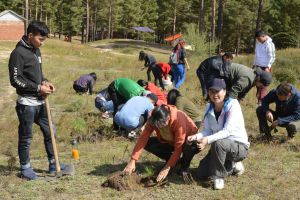 013 Afforestation Training In Zulzaga