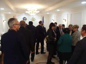 05b Delegation From Czech Parliament And Embassy In Darkhan