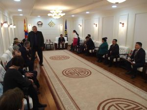 05c Delegation In Darkhan