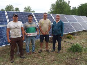 11 New Solar Power Station