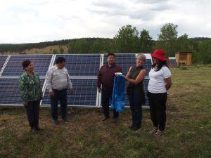 15 Handover Of Solar Power Station