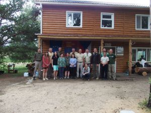 18 Delegation From The Czech Rep
