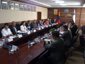 19 Delegation From The Czech Rep