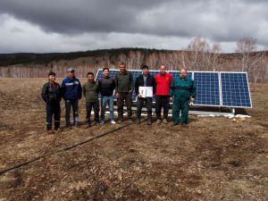 3 Solar Photovoltaic Panels