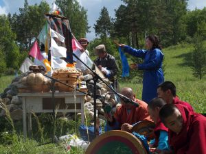 42 Celebration Of Natural Gifts In The Sharyn Gol Valley