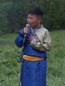 46b Celebration Of Natural Gifts - Amarsanaa (their Son)