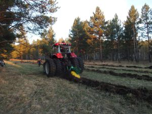 7 Disc Trencher From The Czech Rep