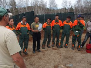 8 Apprentices From Sukhbatar